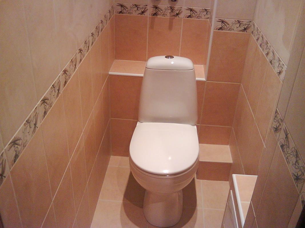 С чего начинать ремонт в туалете своими руками
